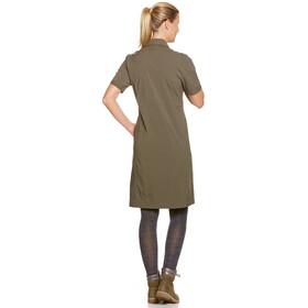 Tatonka Jorana Dress Damen bark green